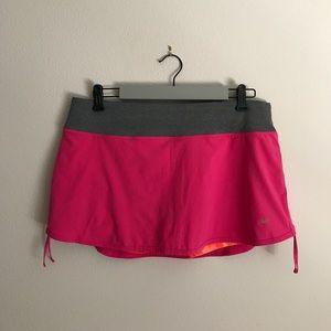 Cute Nike Dri-Fit Running Skort Pink