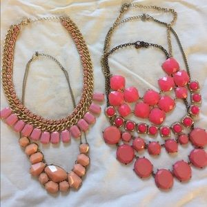Pink Necklace Pack