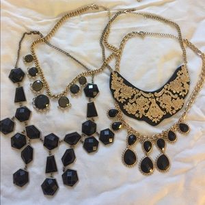 Black Necklace Pack