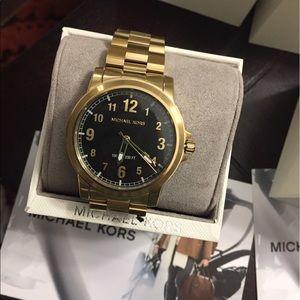 Brand New Michael Kors Men's Watch
