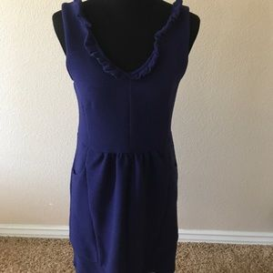 NWT Anthropologie blue dress by Maeve
