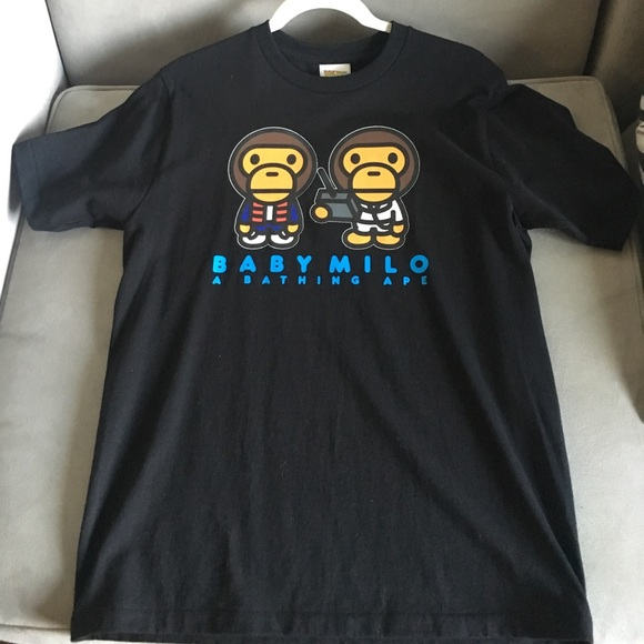 ab65b8136b9 Bape Other - Bape Back to the Future T-shirt