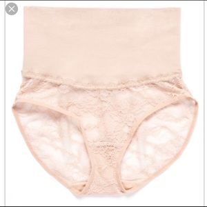 Motherhood maternity lace compression panty NEW