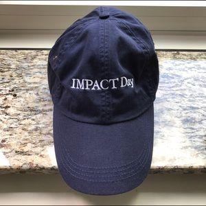 Navy Blue Baseball Hat