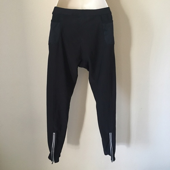 50% off Nike Pants - Nike dri-fit leggings with ankle zippers u0026 pockets from ! gracie (suggested ...