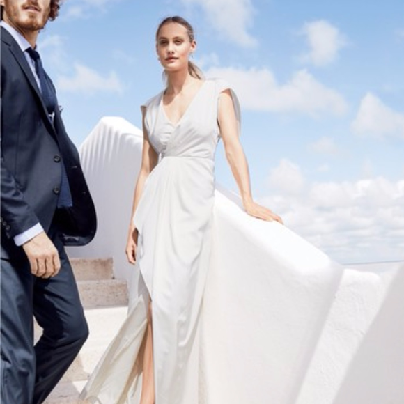 J. Crew Dresses   Nwt J Crew Wedding Adrienne Gown   Poshmark