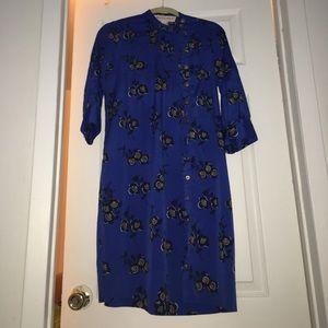Anthropologie size 4 shift dress
