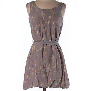 Partimi 100% silk dress