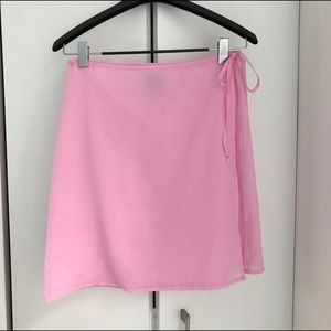 Manuel Canovas Beach Cover-up Wrap Skirt