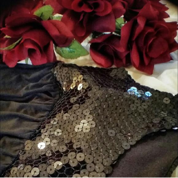 Forever 21 Dresses & Skirts - Little Black Sequin Dress