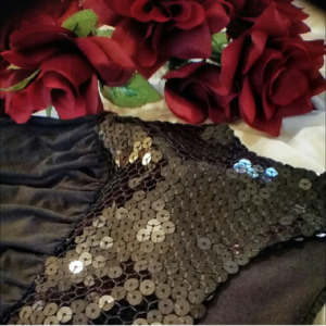 Forever 21 Dresses - Little Black Sequin Dress