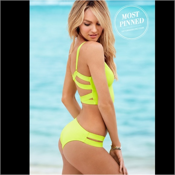 Victoria justice yellow bikini