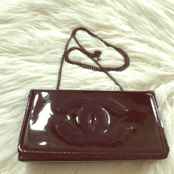 25b9b3e1d5e0dd CHANEL Bags | Authentic Beaute Vip Black Crossbody Bag | Poshmark