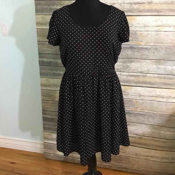 Forever 21 Dresses & Skirts - Polka dot dress