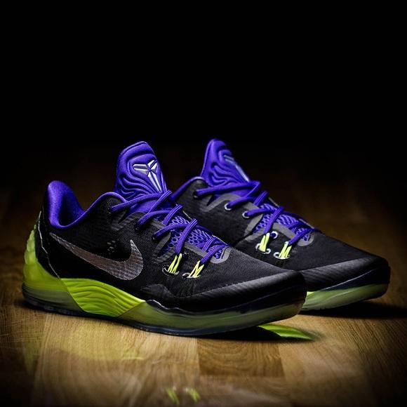 Cheap Sale Nike Kobe Venomenon 3 Cheap sale White Court Purple B