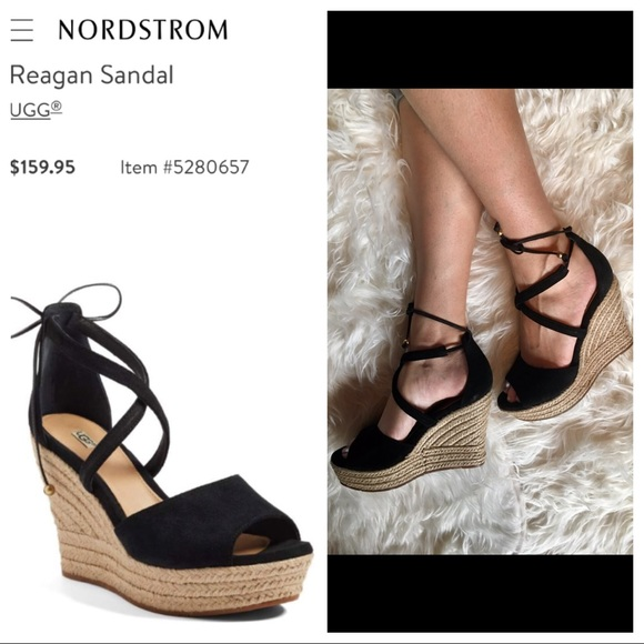 fe1bd61ad99 SALE🎉 BNWS UGG Reagan wedge still in Nordstrom!