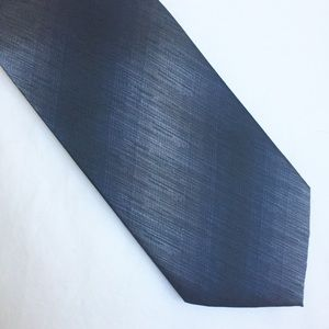 John Ashford blue and gray tie