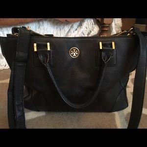 Tory Burch Double Zip Robinson Bag