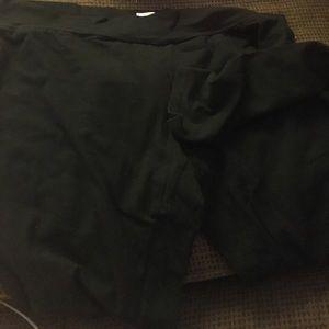 No boundaries black leggings