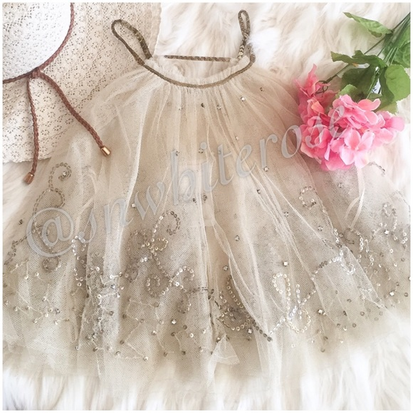 Free People Tops - {Free People} Embellished Festival Top