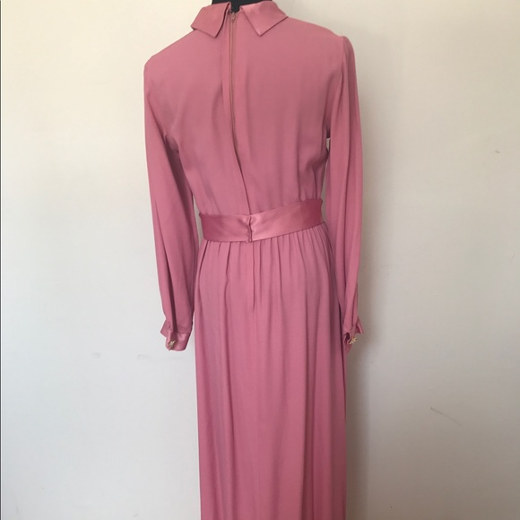 Vintage Dresses - Beautiful 1960's Maxi Dress and Gown