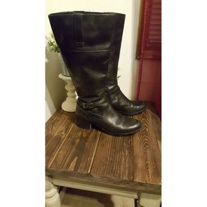 ❤Bandolino Leather Boots - WC❤