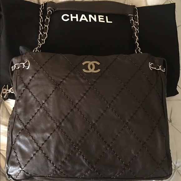 6728dd5c376f CHANEL Bags | Authentic Expandable Tote | Poshmark