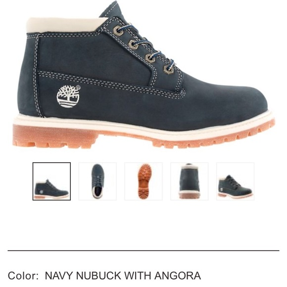 Timberland Nellie Chukka Black Nubuck Ladies  Boots New Boxed RRP £130