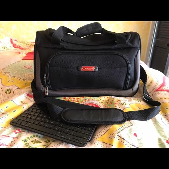59 Off Coleman Handbags Coleman Travel Luggage Duffle