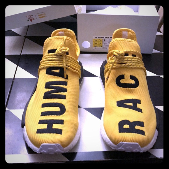 1c680c2a25613 adidas Other - PW Human Race Adidas NMD