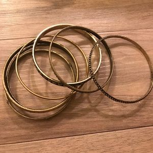 Jewelry - Set of Gold Bangles