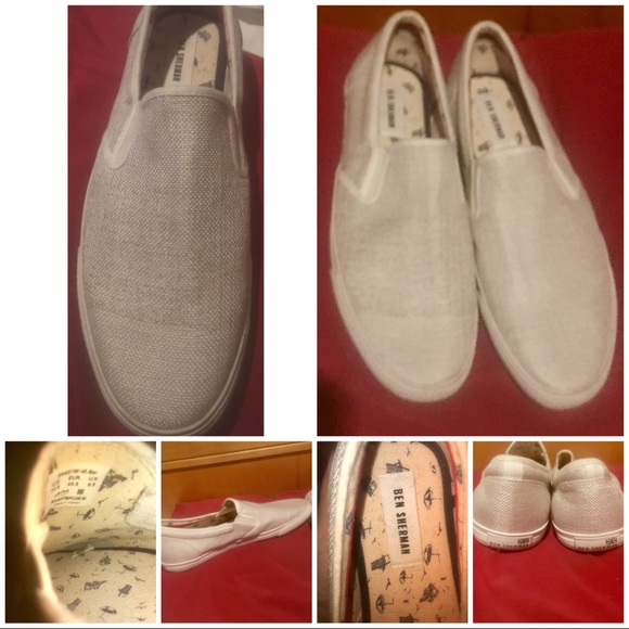 Ben Sherman Old Style Shoes Size