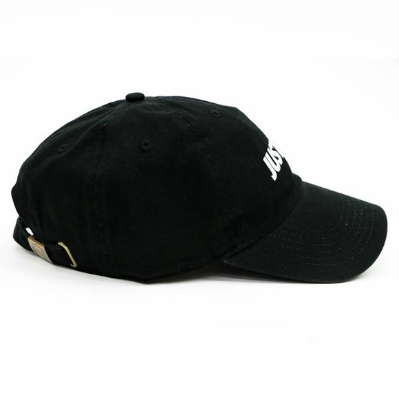 Stussy Accessories - Just Trap Dad Cap - Black