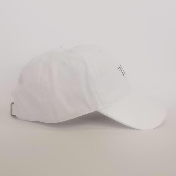 SuperlineATL Accessories - Trap Dad Cap - White