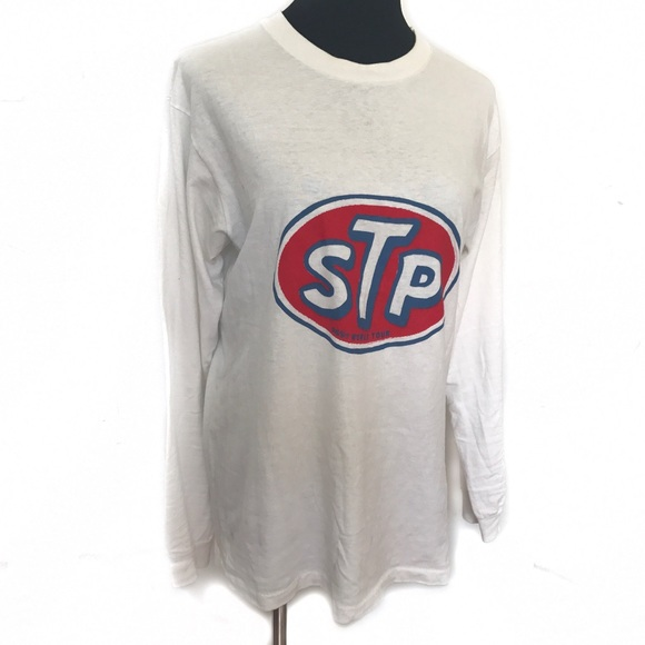 Vintage Tops - Vintage STP long sleeve t-shirt