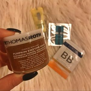 Peter Thomas Roth Pumpkin Enzyme Mask w/ Extras!