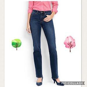 🎈Lands' End Boot Cut Jeans