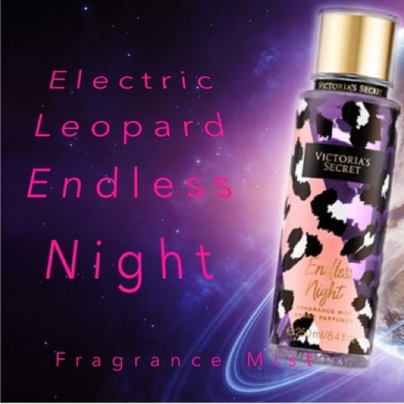 5570941c37 Electric Leopard Endless Night Fragrance Mist