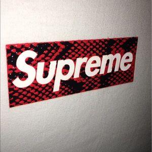 1d6c7f4828f2 Supreme Shirts - Supreme Harajuku Bogo SUPER RARE!