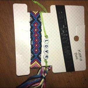 Bethany Mota bracelet set