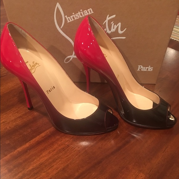 best service 4f7d1 4c1ff *FINAL* New Christian Louboutin Yootish 100 NWT