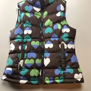 Old Navy Puffer Vest Girls Size 8
