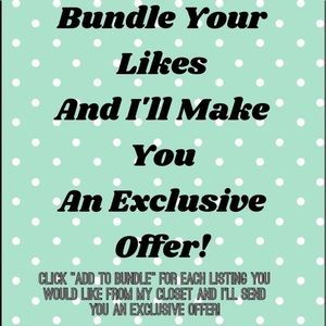 Other - Bundle and you get a discount !!!