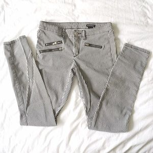 Stripped Club Monaco Pants