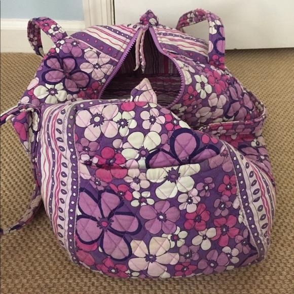 Gym Bag Vera Bradley: 62% Off Vera Bradley Handbags