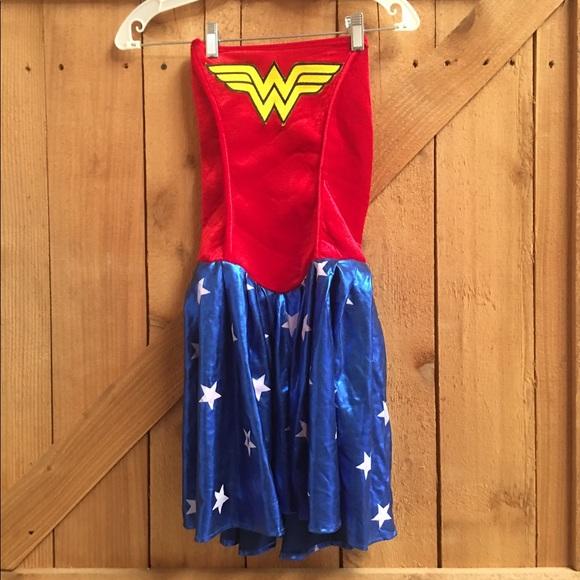 Wonder Woman Costume Xs