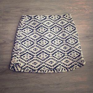 Top Shop Mini Skirt 🌻