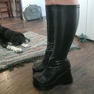 Steve Madden boots 8.5