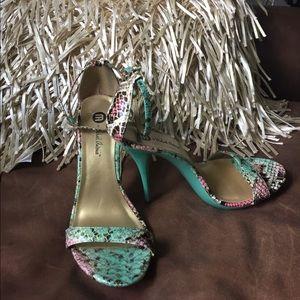 Michael Antonio Strappy Heels