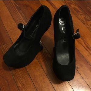 Jeffrey Campbell night envi heels